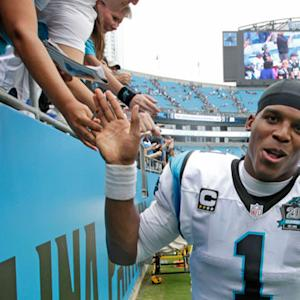 Week 2: Cam Newton highlights