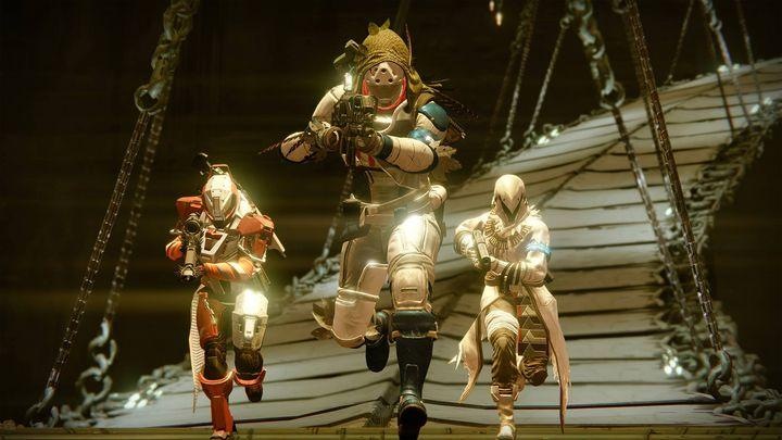 These Destiny players made a Backstreet Boys music video and it's amazing