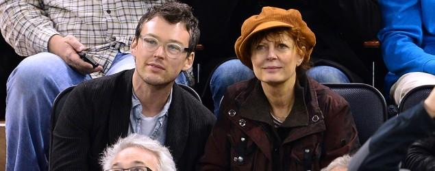 Sarandon, beau 'no longer seeing each other'