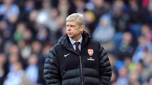 Arsene Wenger was impressed by the character of Arsenal as they progressed