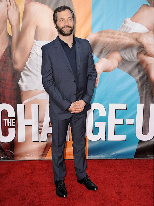 The Change Up LA premiere 2011 Judd Apatow