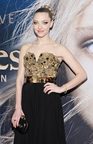 Amanda Seyfried attends 'Les Miserables' New York premiere at Ziegfeld Theater on December 10, 2012 in New York City -- Getty Premium