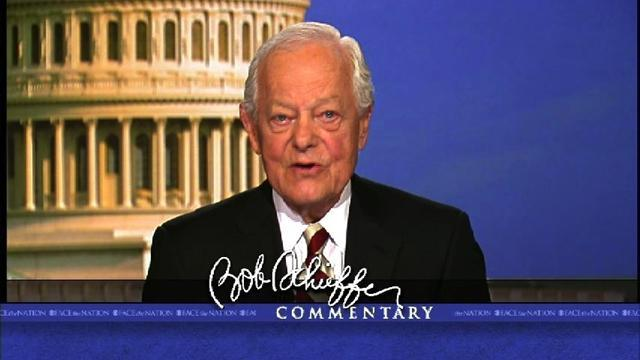 Bob Schieffer's ode to moms on Mother's Day