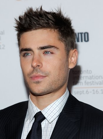 Zac Efron attends the &#39;The Paperboy&#39; premiere during the 2012 Toronto International Film Festival in Toronto on September 14, 2012  -- Getty Images