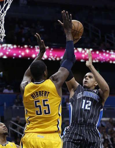 Pacers cruise past Magic for 115-86 win