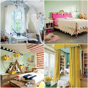 7 kids bedrooms with grown-up style