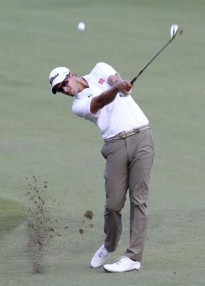 Scott grabs share of Australian Masters lead