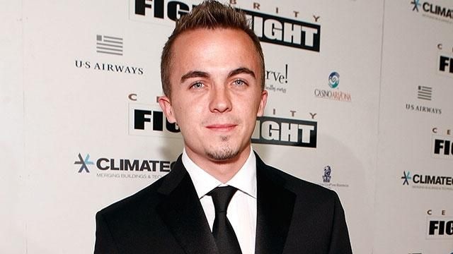 Frankie Muniz Reveals He Suffered a 'Mini Stroke'