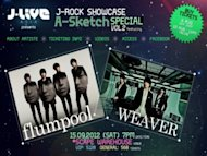 Flumpool and Weaver to perform in Singapore