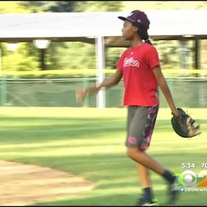 First Female Pitcher Steals The Show At Little League World Series