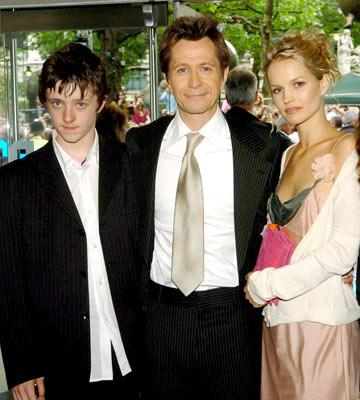 Gary Oldman at the London premiere of Warner Brothers' Harry Potter and the Prisoner of Azkaban