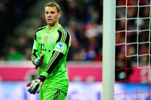 Manuel Neuer: Bayern simply had a bad day at the office