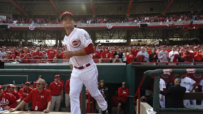 Reds activate Mesoraco from 15-day DL