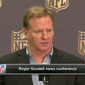 NFL Commissioner Roger Goodell on L.A.: 'We're focused on doing this right'