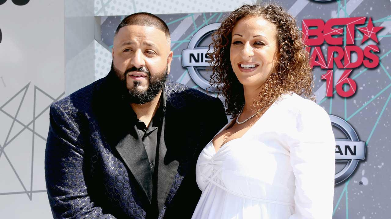 DJ Khaled Welcomes First Child -- and Captures the Entire Birth on Snapchat!