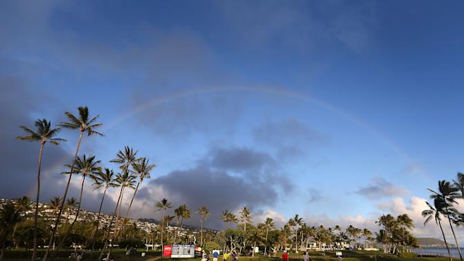 Sony Open in Hawaii - Second Round