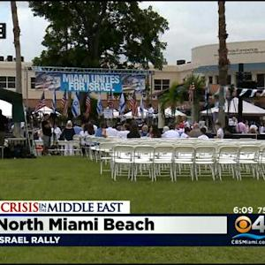 Rally For Israel To Take Place Thursday Night