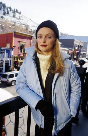 "Heather Graham, star of ""Boogie Nights"" and ""Even Cowgirls Get The Blues"" Sundance Film Festival January 22, 2000 Randall Michelson, Wireimage.com - Photo"