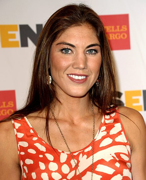 Hope Solo: 5 Things You Don't …