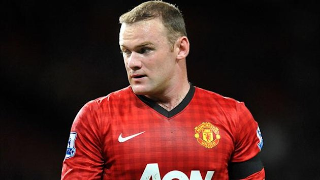 Wayne Rooney Manchester United (PA Photos)
