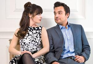 Zooey Deschanel, Jake Johnson | Photo Credits: Don Flood