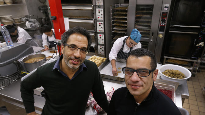 Chefs offer their take on Jerusalem