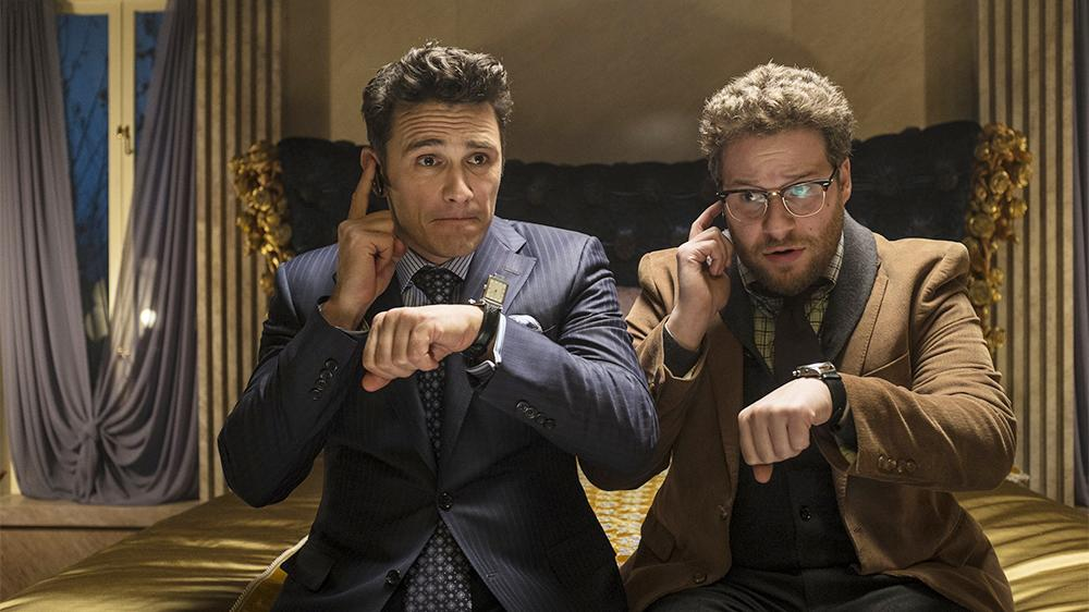 Sony Pictures Hastily Pulls TV Spots for 'The Interview'