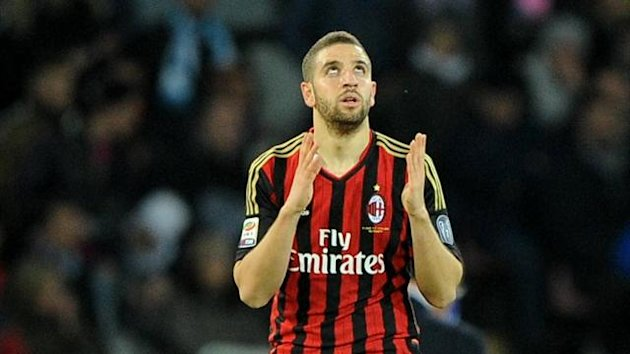 Adel Taarabts permanent move from QPR to AC Milan is in jeopardy after Rangers get promoted [Tuttosport]