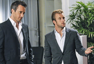 Alex O'Loughlin, Scott Caan | Photo Credits: Neil Jacobs/CBS