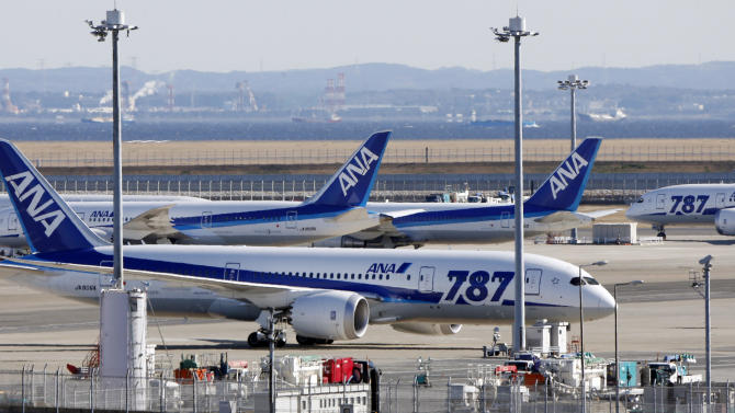 Boeing 787 battery fire was difficult to control