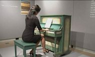 Casablanca Film Piano Goes Up For Auction
