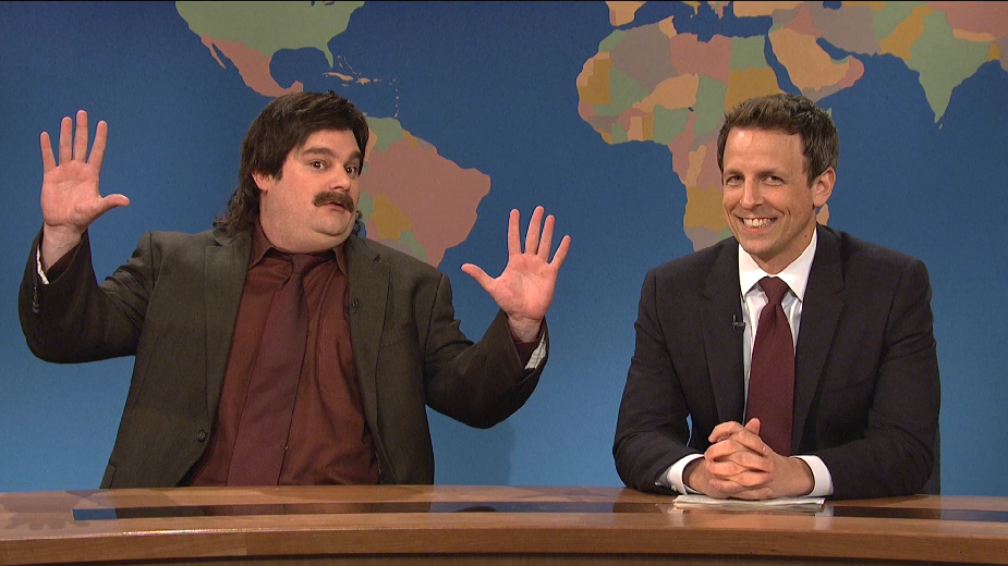 Weekend Update: Anthony Crispino