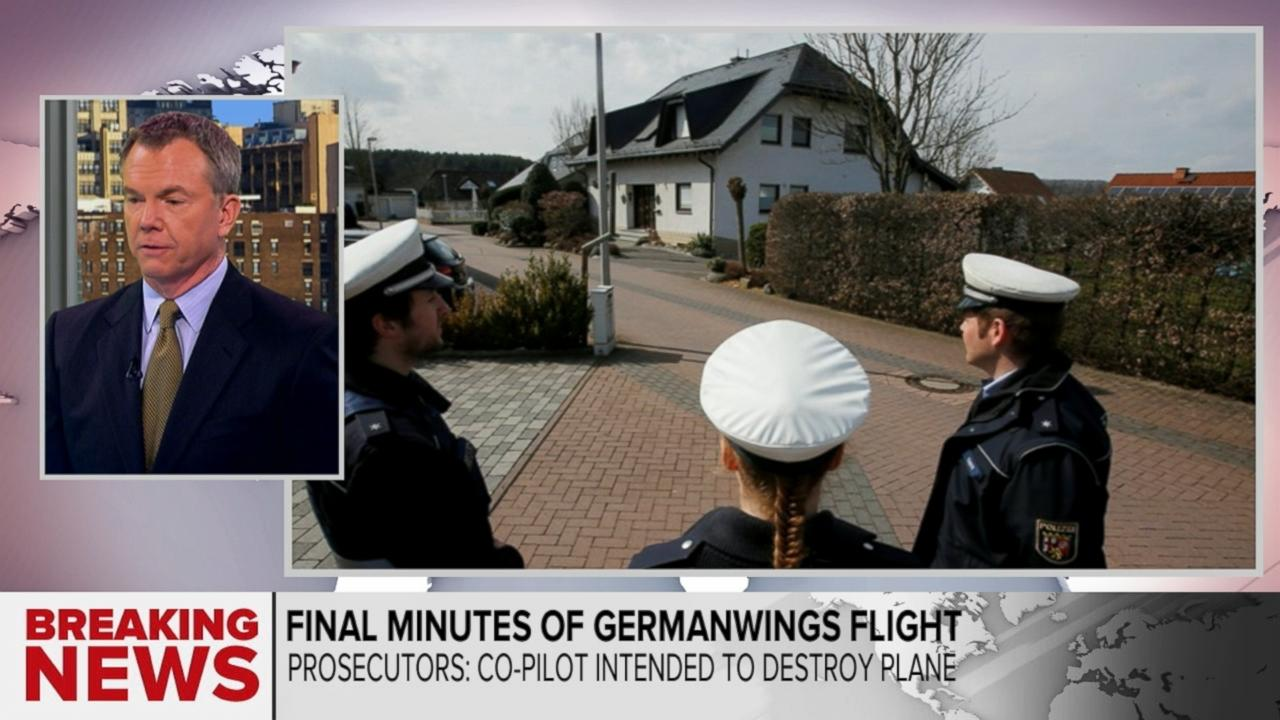 What We Know About Germanwings Co-Pilot Andreas Lubitz