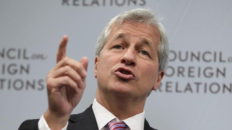 JPMorgan Chase & Co CEO Dimon speaks about state of global economy at forum hosted by the Council on Foreign Relations (CFR) in Washington