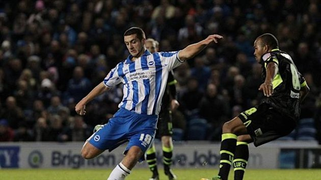 Gary Dicker is back in Sussex with Crawley