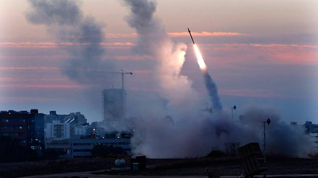 Israel's Iron Dome Proves Effective (ABC News)