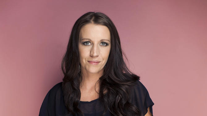 "FILE - This Sept. 20, 2012 file photo shows Pattie Mallette, mother of Canadian singer Justin Bieber, in New York. Mallette is an executive producer for ""Crescendo,"" a new film she hopes will raise $10 million for centers that help pregnant girls. The movie will be released Feb. 28 worldwide. (Photo by Victoria Will/Invision/AP)"