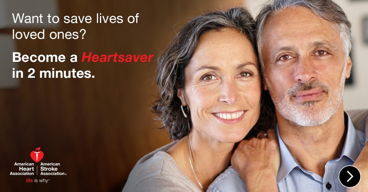 How To Become A Heartsaver In Just 2 Minutes