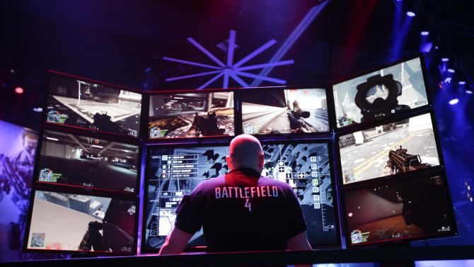 Companion apps, open worlds: 5 trends from E3