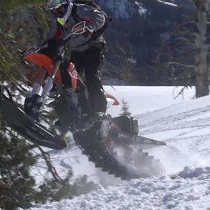 Timbersled Snowbikes - Dirt Rider Adventures