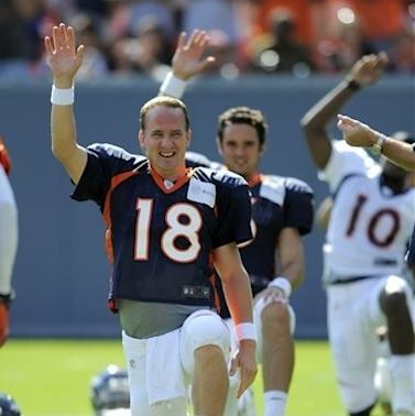 Peyton back on field, RG3, Luck get going The Associated Press Getty Images Getty Images Getty Images Getty Images Getty Images Getty Images Getty Images Getty Images Getty Images Getty Images Getty I