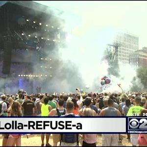Systems Issue Prevents Some Chase Cardholders From Getting Lollapalooza Tickets