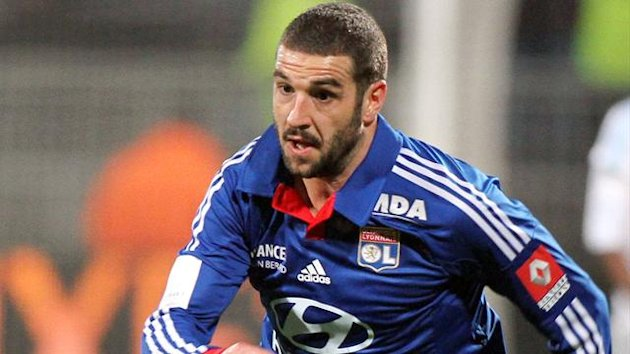 FOOTBALL 2013 Lyon - Lisandro