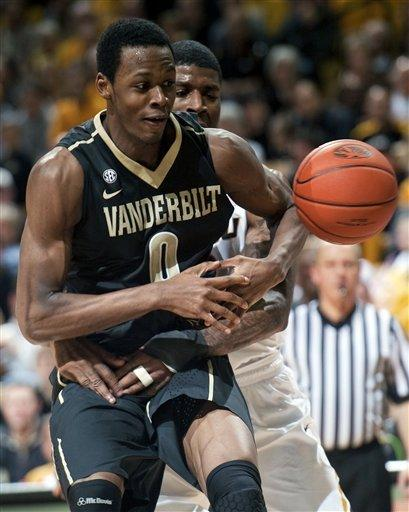 No. 22 Missouri cruises past Vanderbilt 81-59