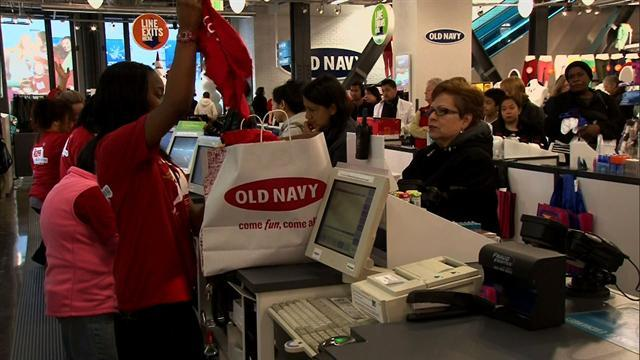 Last-minute holiday shopping is big business