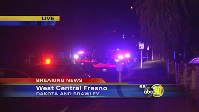 1 person injured in Fresno shooting