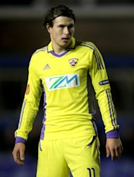 Malky Mackay has long been an admirer of Etien Velikonja (pictured)