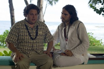Jonah Hill and Russell Brand in Universal Pictures' Forgetting Sarah Marshall