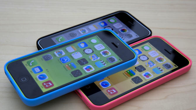 How iPhone 5S, 5C and older iPhone 5 compare