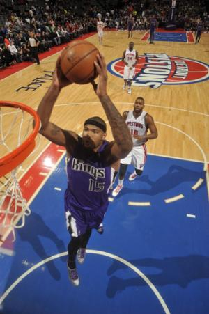 Thompson, Cousins lead Kings past Cavaliers 97-94